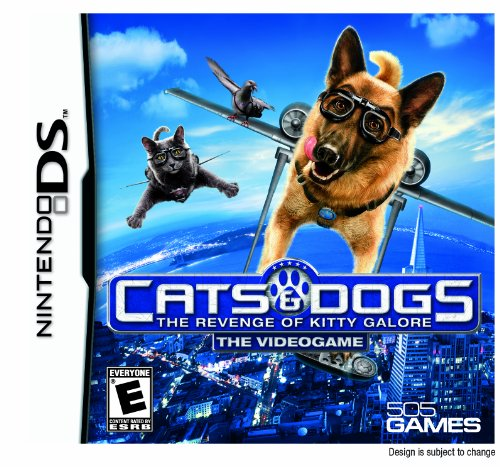 Cats And Dogs 2 - Nintendo DS - For Nintendo Ds Dogs