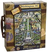 MasterPieces / Collector Suitcase 1000-piece Puzzle, Washington DC