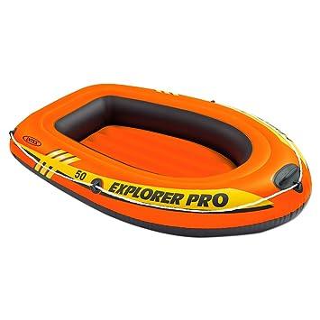 Intex 58354NP - Barca hinchable Explorer Pro 50 - 137 x 85 x 23 cm ...