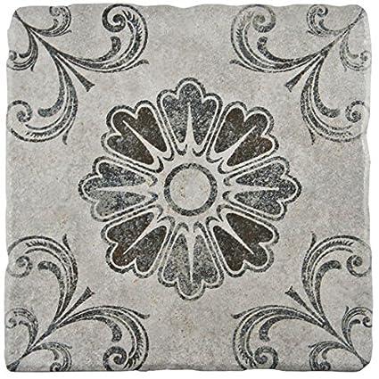 Amazon Somertile 775x775 Inch Gavras Cendra Dcor Fleur