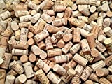 Wine Corks | Brand New, Authentic, All Natural | Printed, Winery-Marked, Craft Grade | Uncirculated, Uniform & Clean | Excellent for Crafting & Decor | Pack of 50/100/150/200 Premium Wine Corks (75)