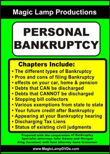 Bankruptcy for Consumers