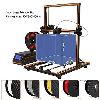 Impresora 3D Anet 3D CR-10S de SENDERPICK, impresora 3D DIY ...
