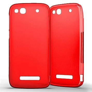 Carcasa de silicona para Alcatel One Touch Idol Alpha OT ...