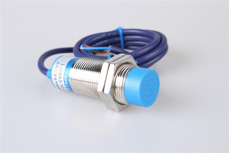 LJ24A3-10-Z//EX 40mm Detect Inductive Sensor Proximity Switch DC 10-30V