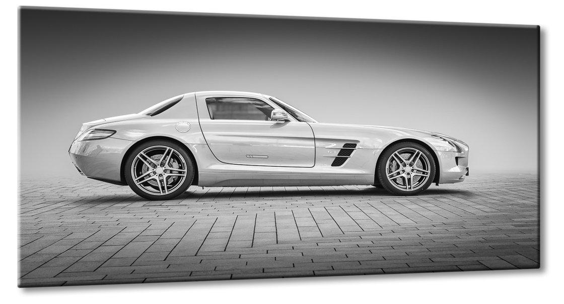 Fine-Art-Manufaktur Schwarzweiß Auto Mercedes-Benz SLS AMG Flügeltürer Gullwing Sport Sport Sport   Aus der Serie SLS   Farbe  schwarzweiss   Rubrik  Mercedes + Auto Bilder f009f6
