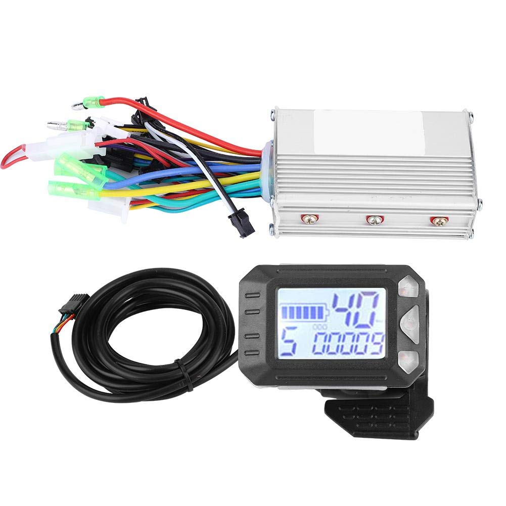 36//48V Brushless Motor Controller 350W w//LCD display For E-bike Electric Bicycle