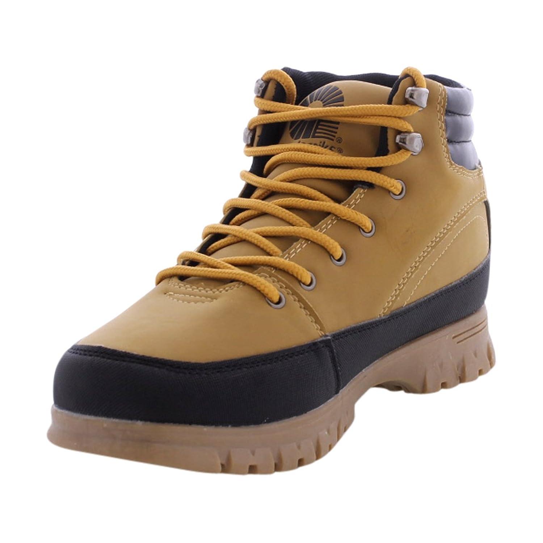 Akademiks - Men's Allan 03 Boot - Wheat