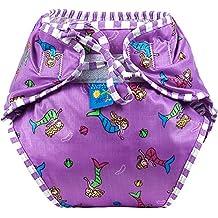 Kushies Baby Unisex Swim Diaper - Small,Mermaids Print,Small,