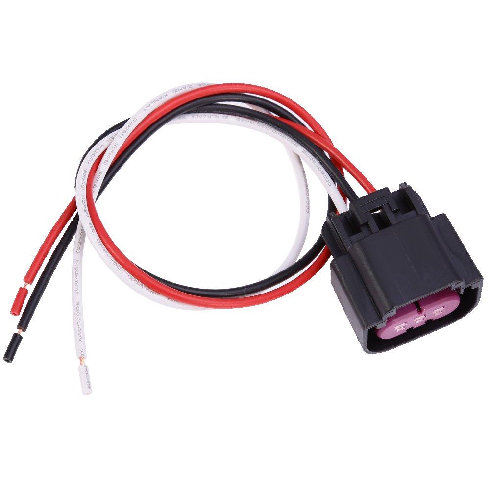 For GM E85 Flex Fuel Sensor Connector Pigtail Plastic Fuel Composition Ethanol E85-2
