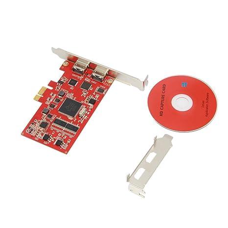 Amazon.com: fidgetfidget yk761h yk762h yk918h PCI-E 720P ...