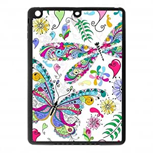 Custom Beautiful Butterfly Protective Case for IPad Air TPU