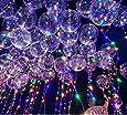 """Toyland® 18 """"LED Light Up Party Balloon - Ultima Mania - Palloncini di Partito Unici - Decorazione Perfetta per la Festa (1 Pacco)"""