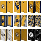 Official NBA Indiana Pacers Leather Book Wallet Case Cover For Samsung Galaxy Tab A 8.0