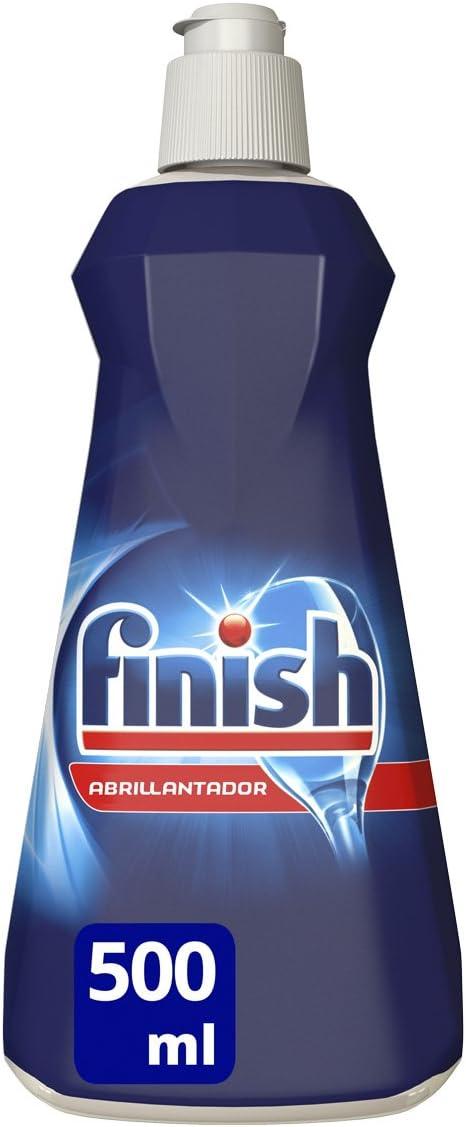Finish Lavavajillas Abrillantador Regular - 500 ml - 100 lavados