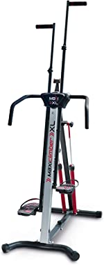 MaxiClimber XL-2000 Hydraulic Resistance Vertical Climber. Combines Muscle Toning + Aerobic