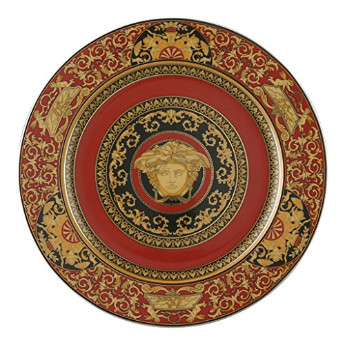 Versace by Rosenthal Medusa Red Service - And Medusa Versace
