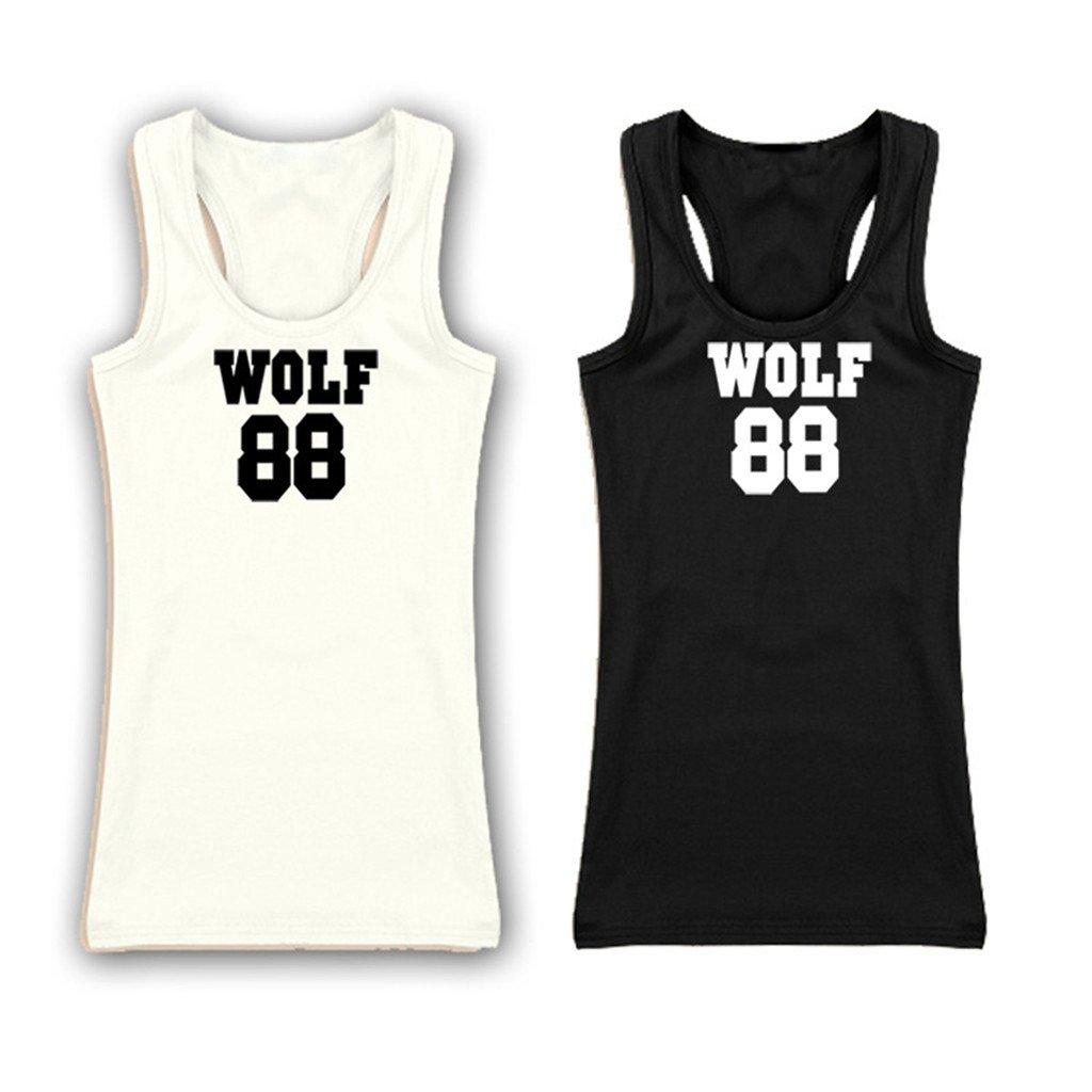 2 Shirts for 1 Pair EXO Kpop Tank Top Shirt EXO Logo Fanmade Style Average Size