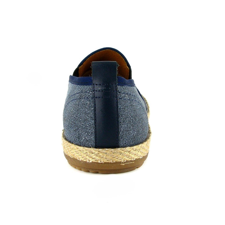 J.BRADFORD sans Gêne Textile Marine JB-Trop: Amazon.fr: Chaussures et Sacs