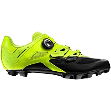 ZAPATILLAS MAVIC CROSSMAX ELITE AMARILLO FLUO/NEGRO: Amazon.es: Zapatos y complementos