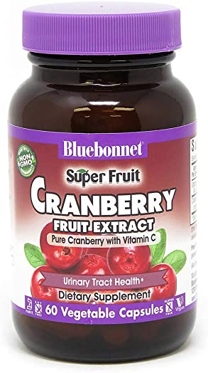 BlueBonnet Super Fruit Cranberry Supplement