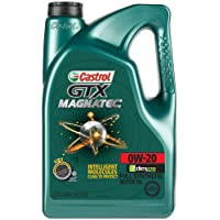 Deals on Castrol 03060 GTX Magnatec 0W-20 Motor Oil 5 Quart