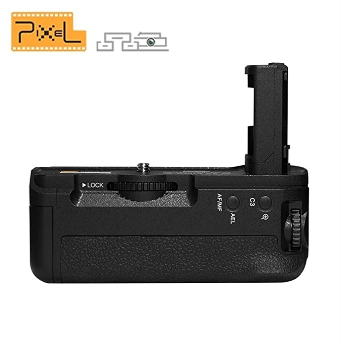 3 opinioni per Pixel AG-C2 Impugnatura Porta Batteria Grip multifunzione per Sony macchina