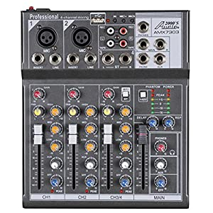 Audio2000'S AMX7303 Professional Four-C...
