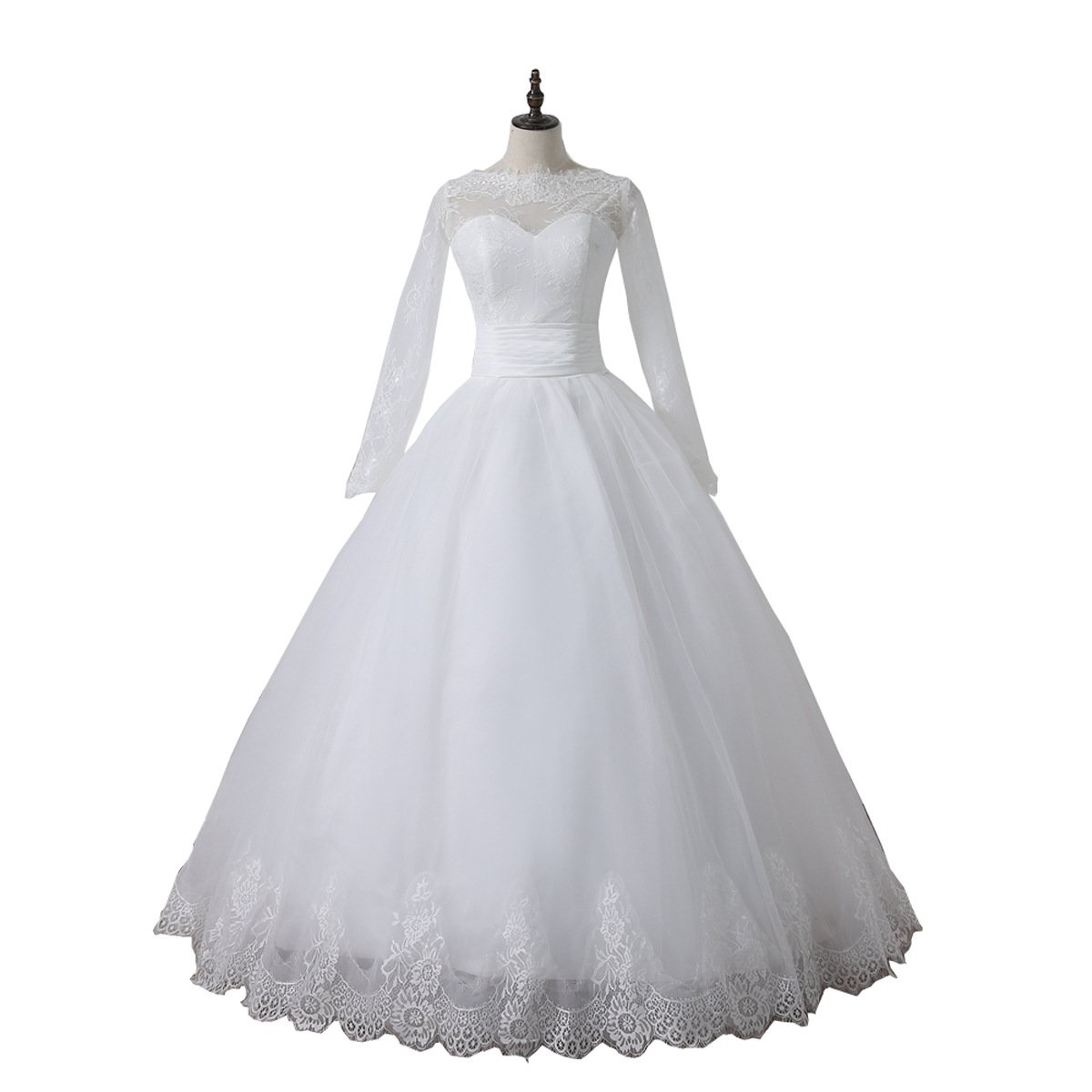 Qing Wedding Dresses Ball Gown Sweetheart Wedding Gown Wedding Bridal for Womens