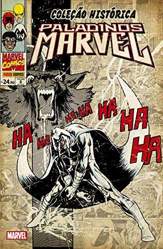 Coleção Histórica: Paladinos Marvel - Volume 8