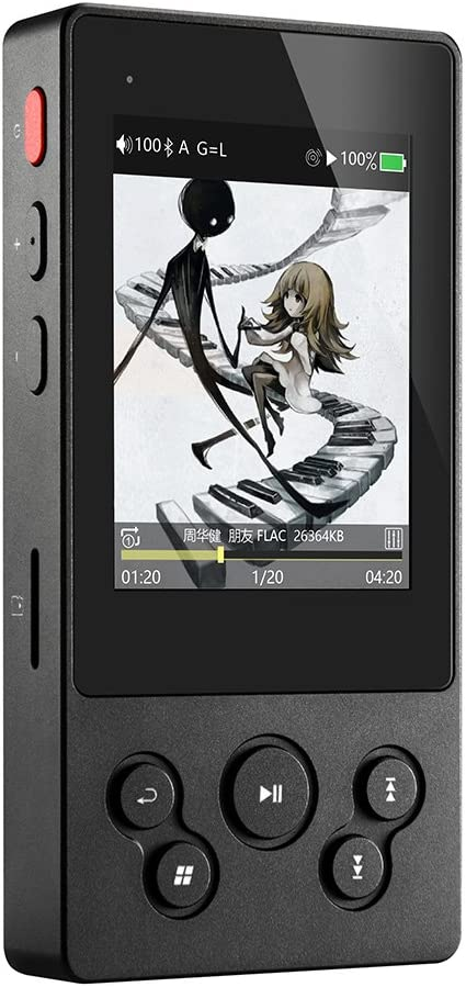 xDuoo X3II DSD128 Bluetooth HiFi MP3 Music Player DAC AK4490 32Bit//384KHz USB TF