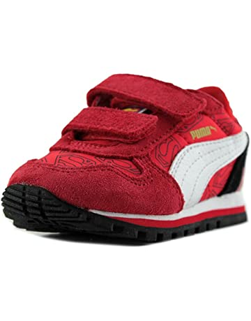 8b892d080a4065 PUMA Kids St Runner Superman Sneakers