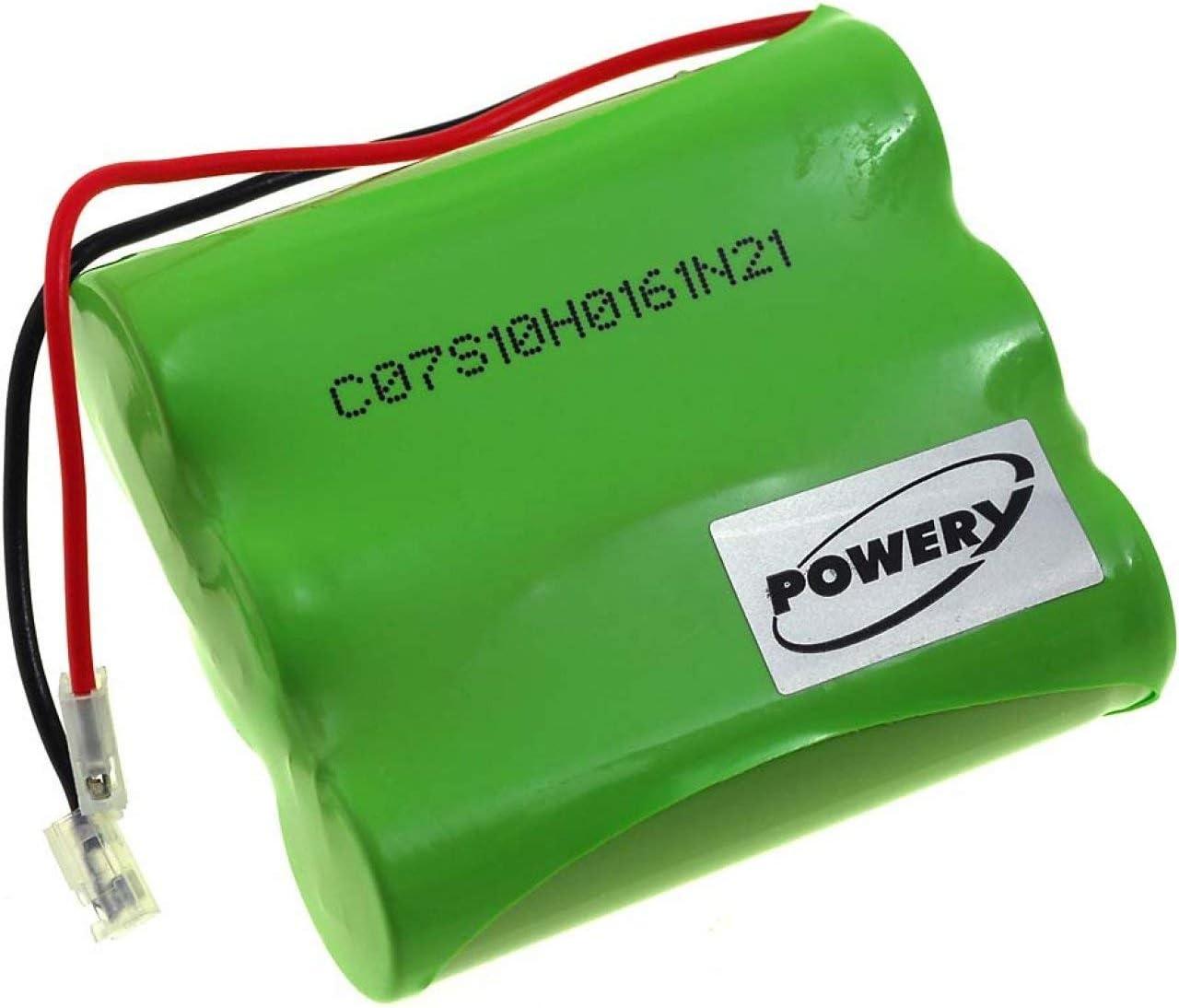 Universal Battery Pack With 3 X Aa 3 6 V Nimh Elektronik