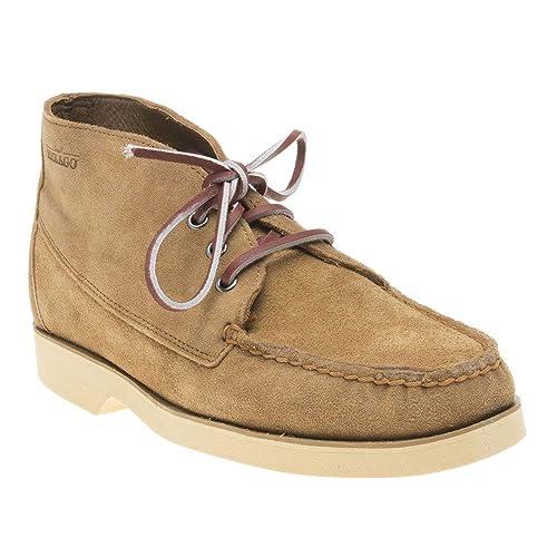 geschickte Herstellung großer Lagerverkauf Entdecken Sebago Tatanka Campsides Herren Schuhe Beige: Amazon.de ...