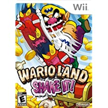 Wario Land Shake It! - Wii