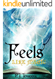 Feels Like Magic: a wizard school fantasy adventure book for children and teens aged 9-15