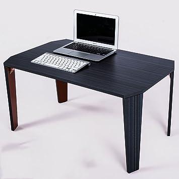 MEI XU Escritorio para laptop Sencilla mesa de escritorio de ...