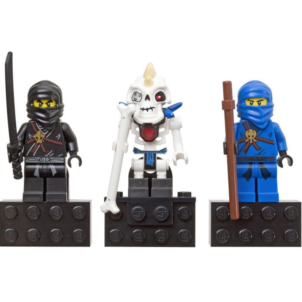Nuckal Jay LEGO Ninjago Magnet 3Pack #853102 Cole
