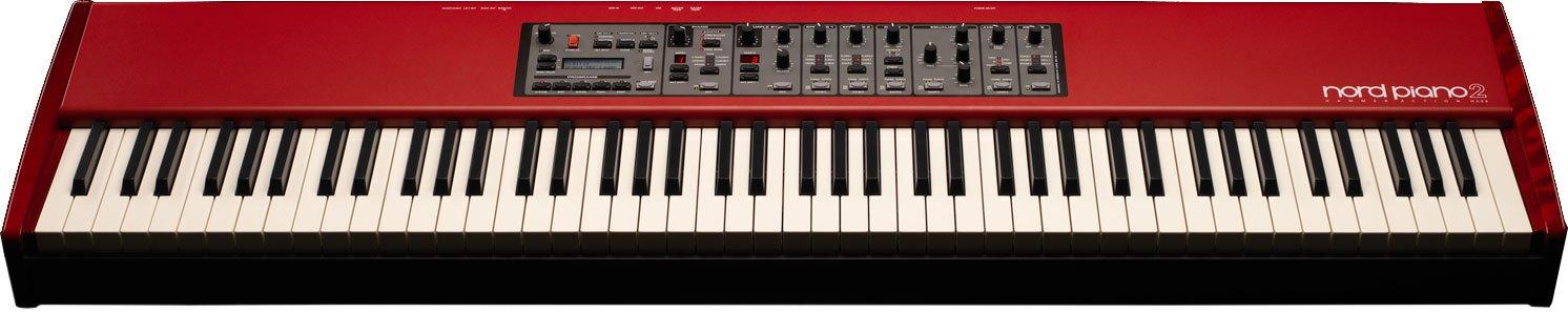Nord - Piano 2 hp 73 teclas contrapesadas: Amazon.es: Instrumentos musicales