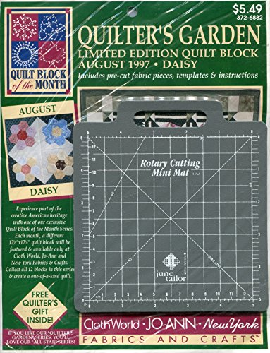 Quilt Blocks Of The Month - 6