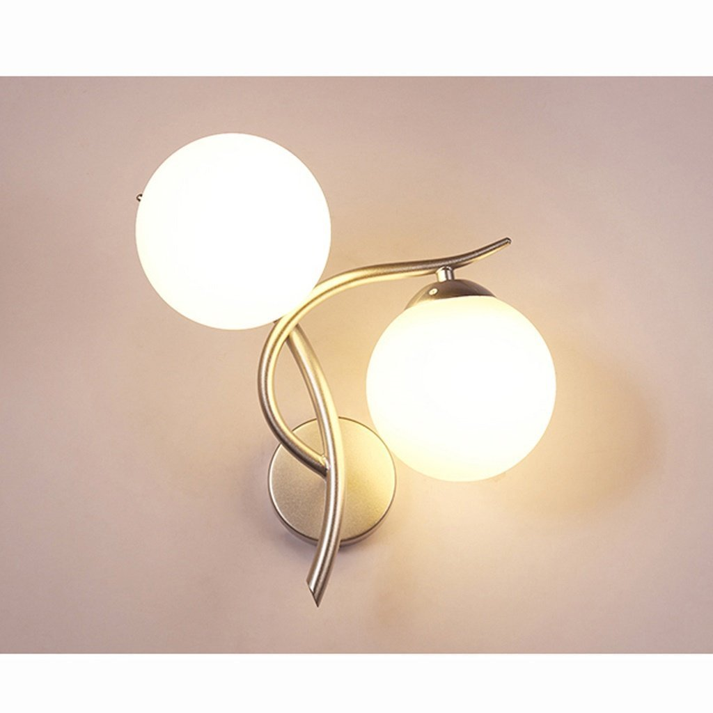 GYR Modern Simple LED Wall Lamp Bedside Lamp Bedroom Bedroom Lamp Headlamps Living Room Lamp Hallway Aisle Double Wall Lamp B078HXTPTZ | Vorzügliche Verarbeitung