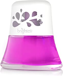 Bright Air Scented Oil Air Freshener and Diffuser, Fresh Petals and Peach, 2.5 Ounces, 2.5 oz