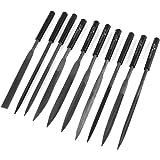 Para modelar madera de trinchar kruna Riffler de limas de aguja 10 piezas
