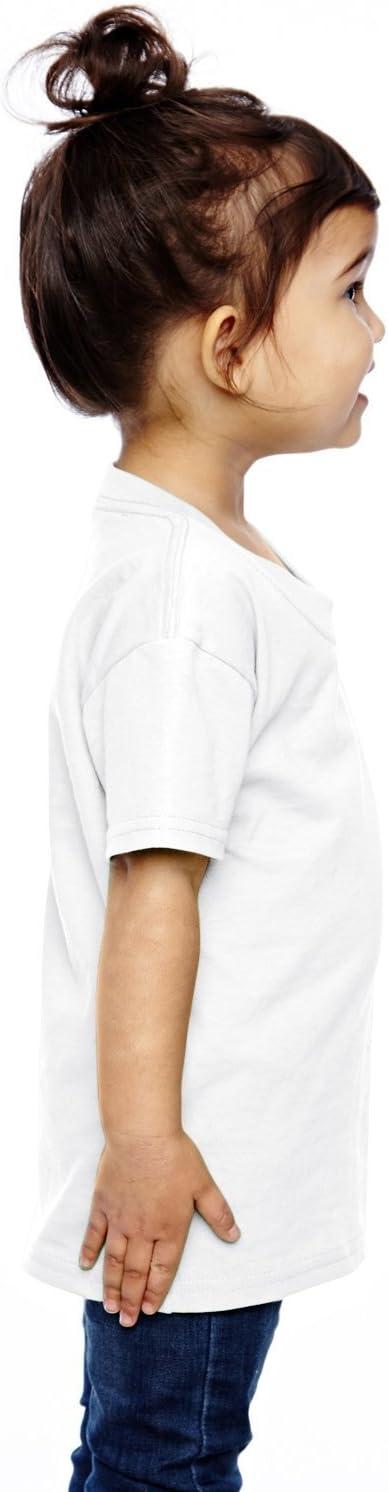 Kcloer24 Sorta Sweet Sorta Savage Girls Boys Organic T-Shirt Summer Clothes 2-6 Years Old
