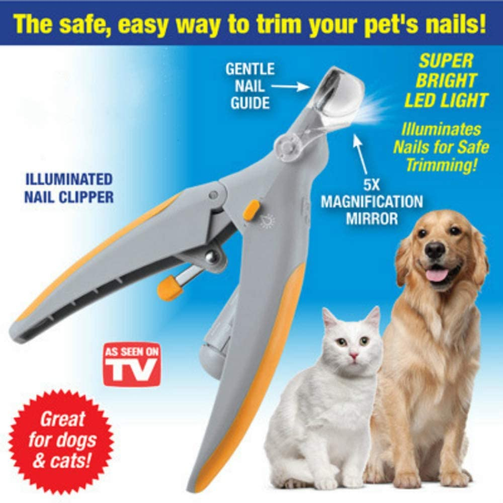 SHILEI Professional Pet Nail Trimmer Peti Care Dog Nail Clippers Grinders for Cat Dog PetiCareAONE Size