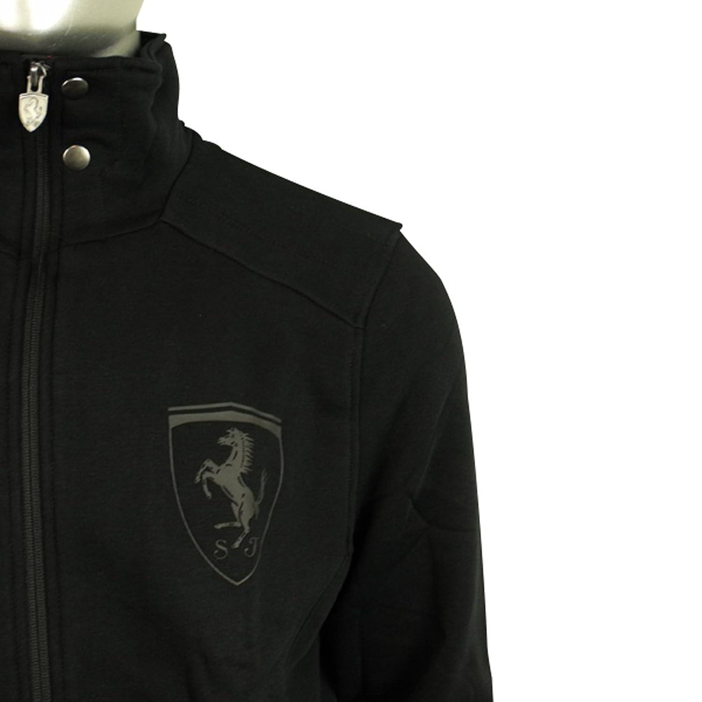 Veste Coupe-vent Noir Ferrari Hommes Pumas 2vgizKq