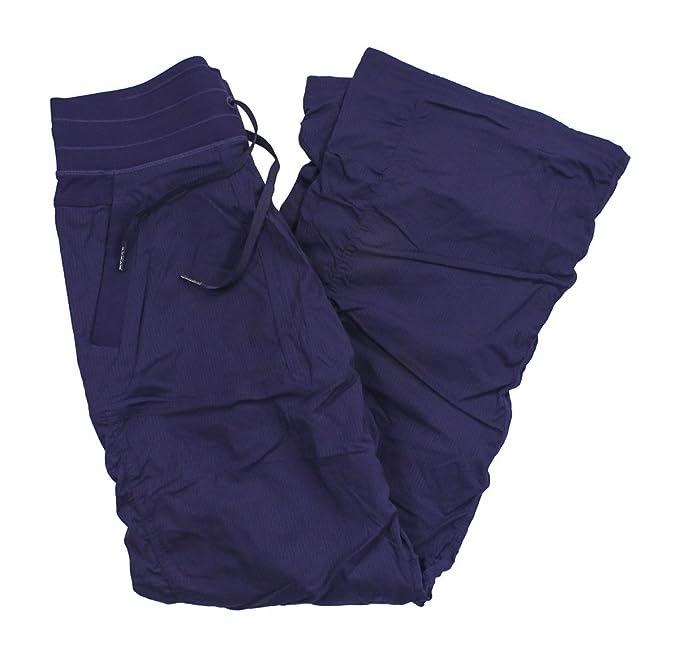 e5ce097ba lululemon Womens Black Grape Dance Studio Pant II Lined  Amazon.ca  Sports    Outdoors