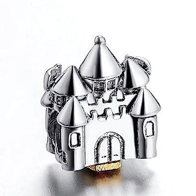pandora castle charm disney