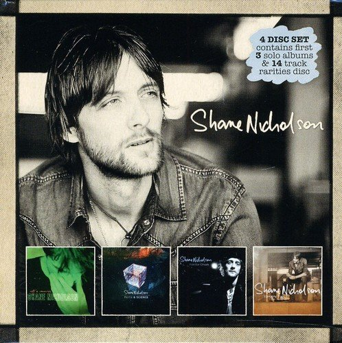 Classic Album Collection by Shane Nicholson (2011-08-16)