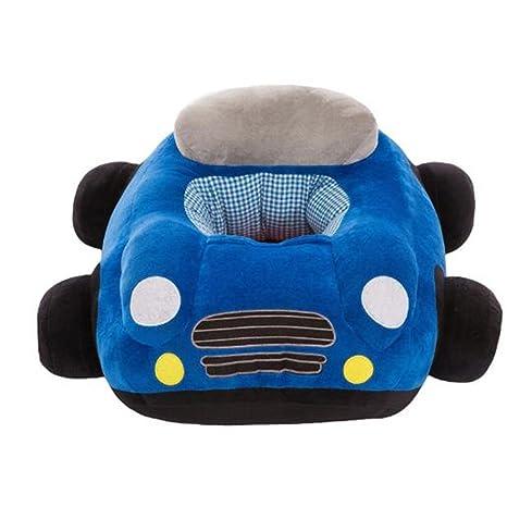 Uni mejor niños sentado silla bebé protectores de almohada ...